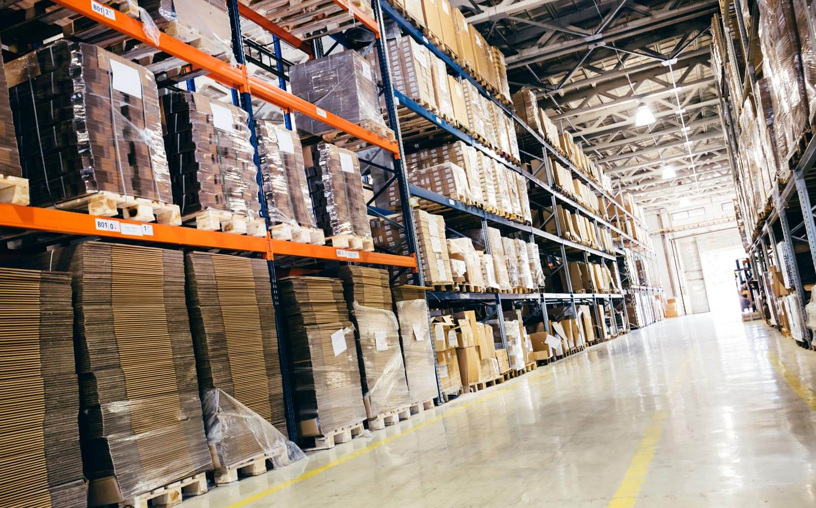 logistica - economia de energia - distribuidora de alimentos